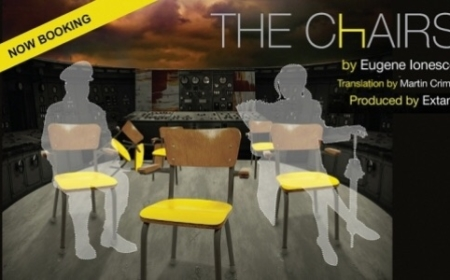 THE CHAIRS BY EUGENE IONESCO.