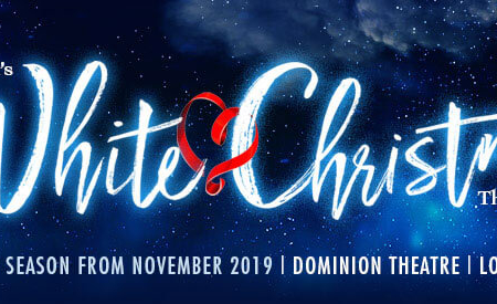 White Christmas will play at the Dominion Theatre this Christmas