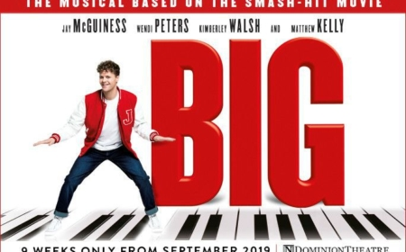 SAVE 44% ON BIG THE MUSICAL